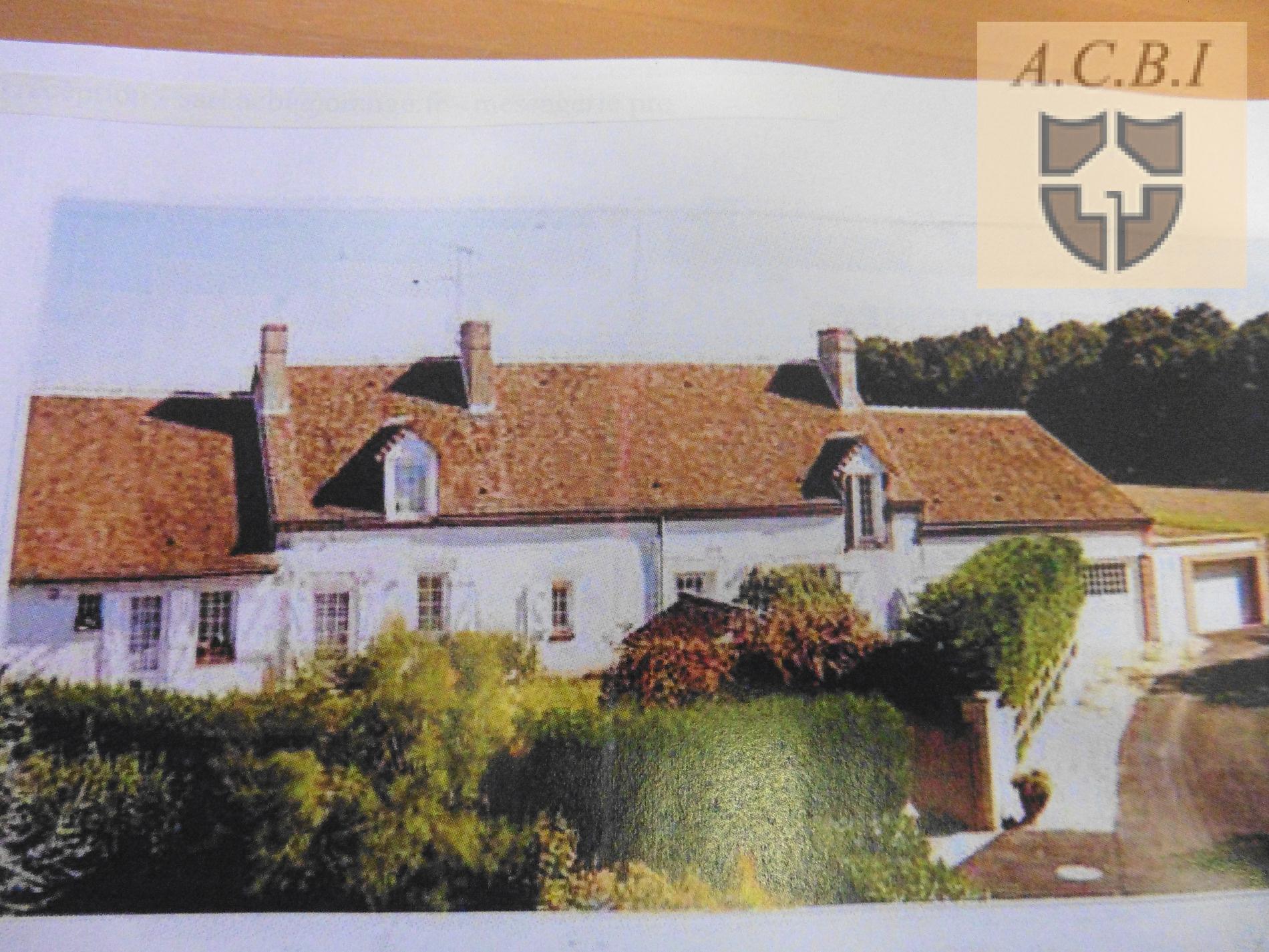 Vente 12 mn chateaudun sud jolie longere beaux volumes for Garage ad chateaudun