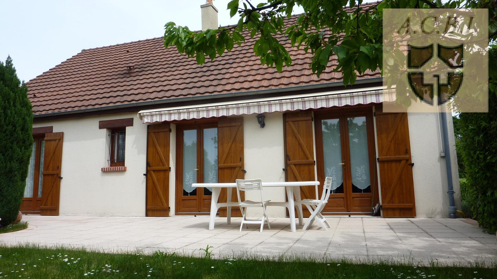 vente vendome maison de construction traditionnelle