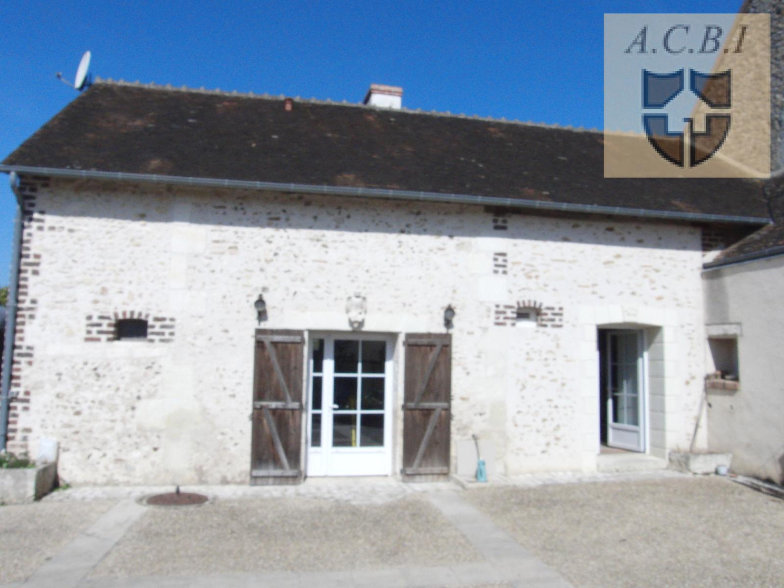 Vente aux portes de vendome presbytere 1750 for Porte de garage vendome